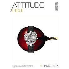 Magazine Attitude Luxe #6 - Photo Benjamin Etchagaray