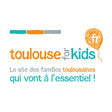 Logo Toulouse For Kids