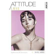 Magazine Attitude Luxe #8 -  Photo Alex Fadel