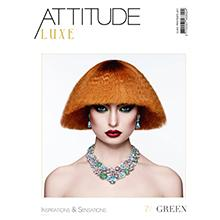 Magazine Attitude Luxe #7 - photo Alex Fadel